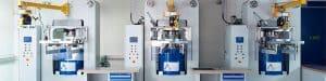 Algordanza Diamond HTHP machine